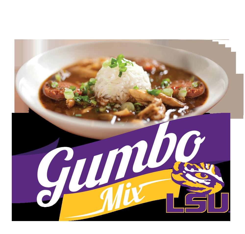 gumbo mix lsu